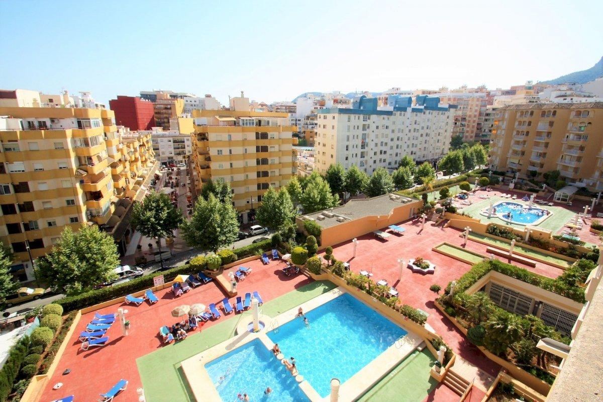 apartment en calpe · calpe 135000€