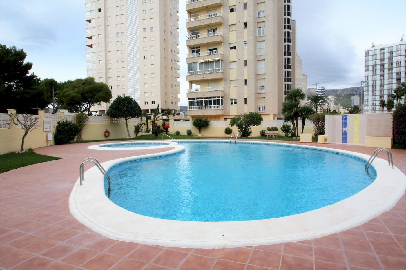 apartment en calpe · playa-de-arenal 115500€