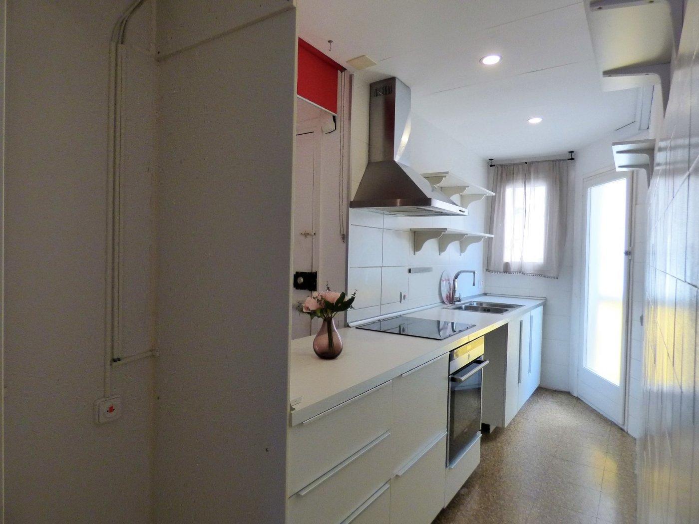piso semireformado en zona muy cÉntrica del borrÁs, en castellbell i el vilar, en venta