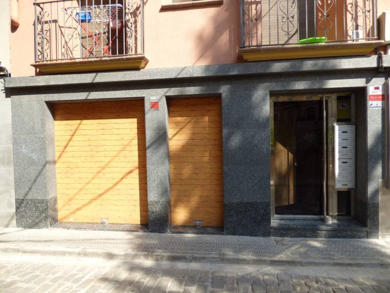 local-comercial en manresa · plana-de-lom 500€