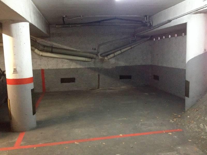 parking en venta zona garatge blau de manresa