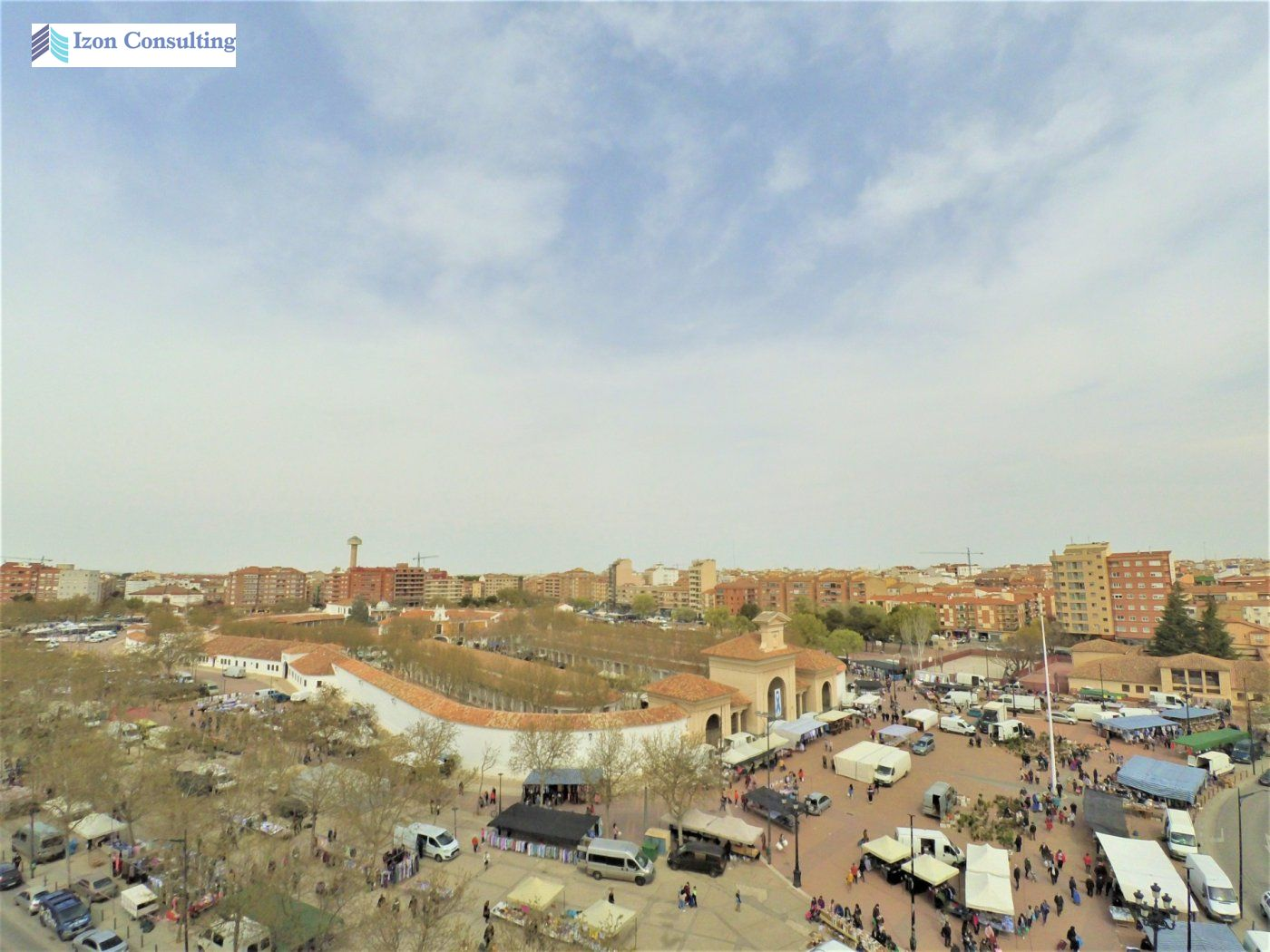 Piso en alquiler en Feria, Albacete