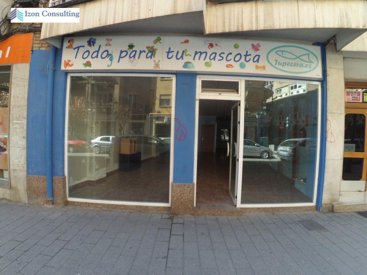 Almacenes en Simón Abril, Albacete (Albacete) en Venta