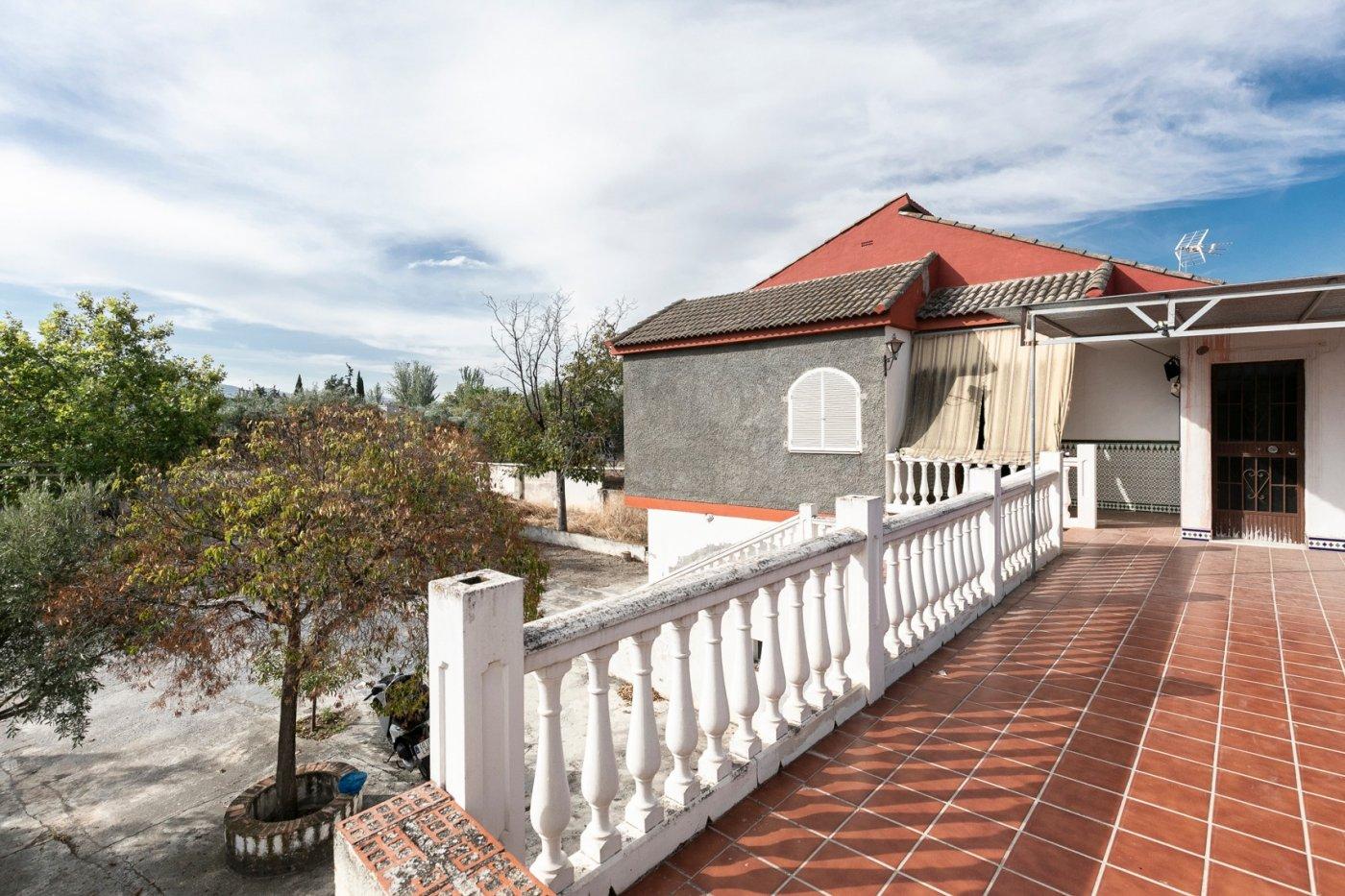 Magnífica casa de campo, Granada