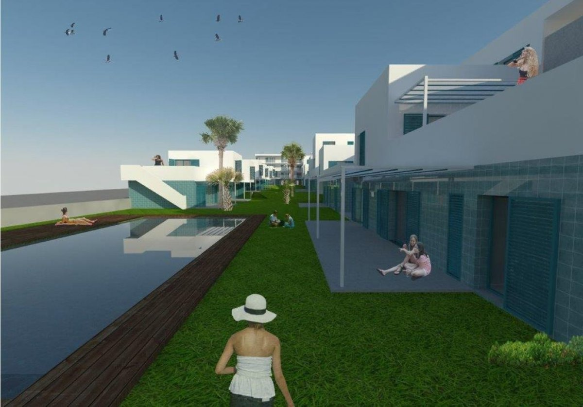 Nuevos apartamentos en Playa Flamenca - Orihuela (Playa Flamenca)