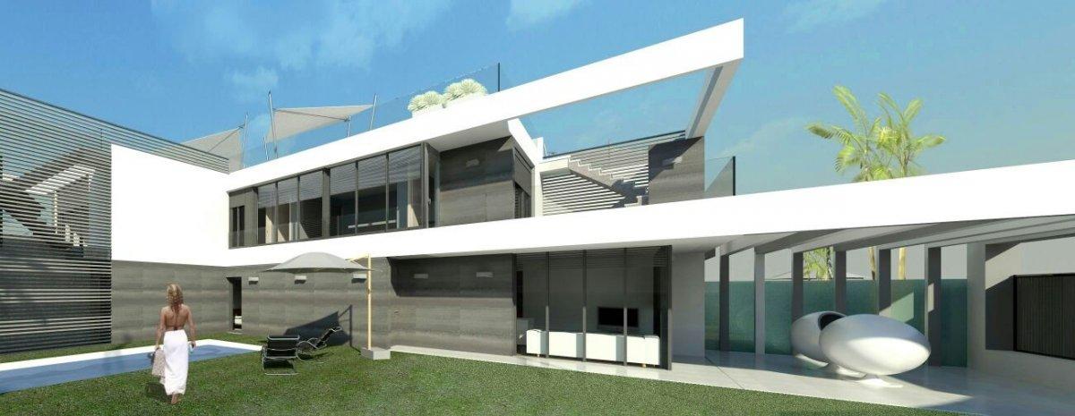 NEW BUILD DETACHED VILLAS IN LOMAS DE CABO ROIG - ORIHUELA COSTA (Cabo Roig)