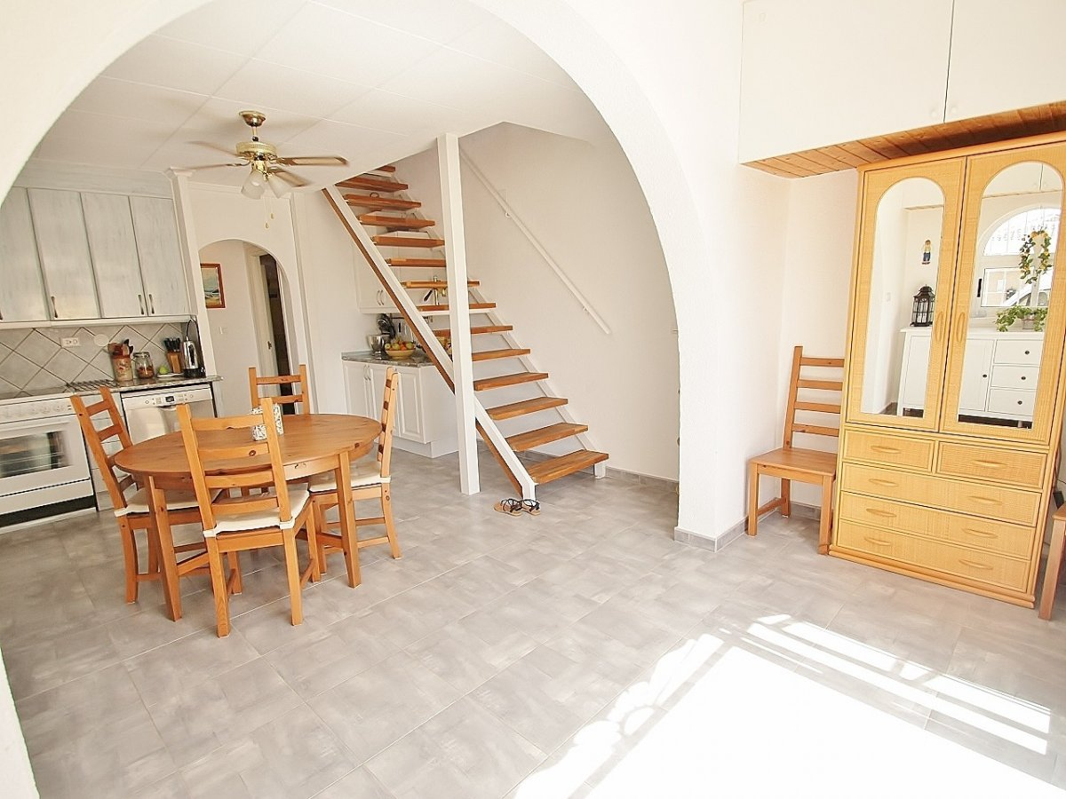 Corner duplex in la Siesta - Torrevieja (La siesta)