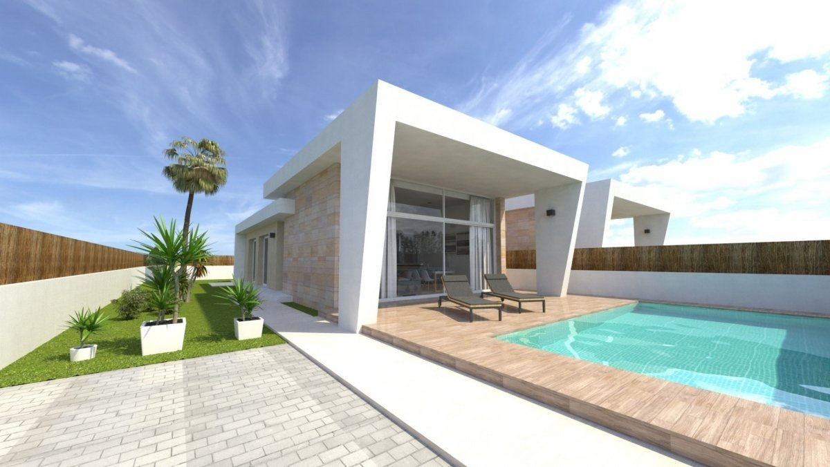 LUXURY VILLAS IN TORRETA FLORIDA - TORREVIEJA (Torreta florida)