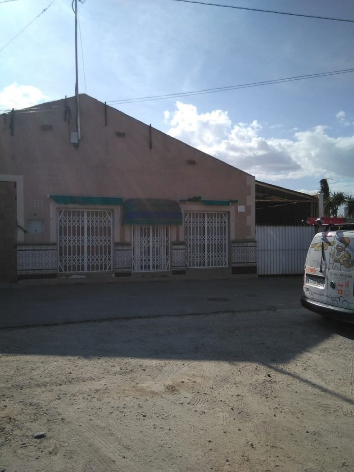 INDUSTRIAL WAREHOUSE FOR RENT IN ROJALES (Rojales)