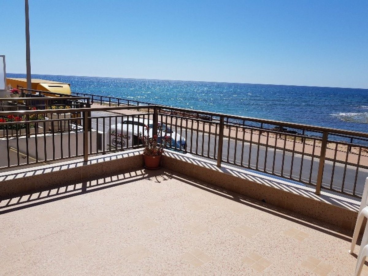 APARTMENT FIRST LINE BEACH LOS LOCOS - TORREVIEJA (Playa de los locos)