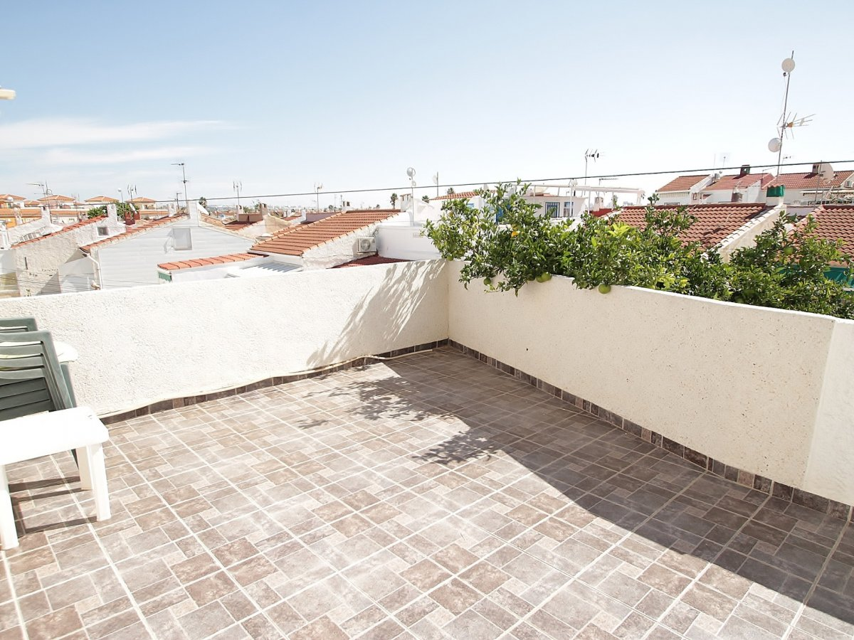 Top floor bungalow in las Torretas - Torrevieja (Torretas)