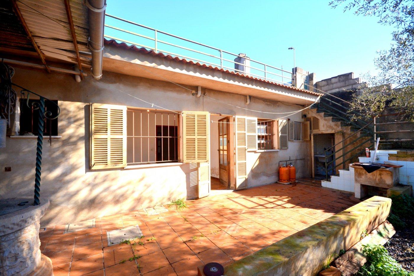 Casa techo libre con terreno de 385m2, zona santa maría - imagenInmueble27