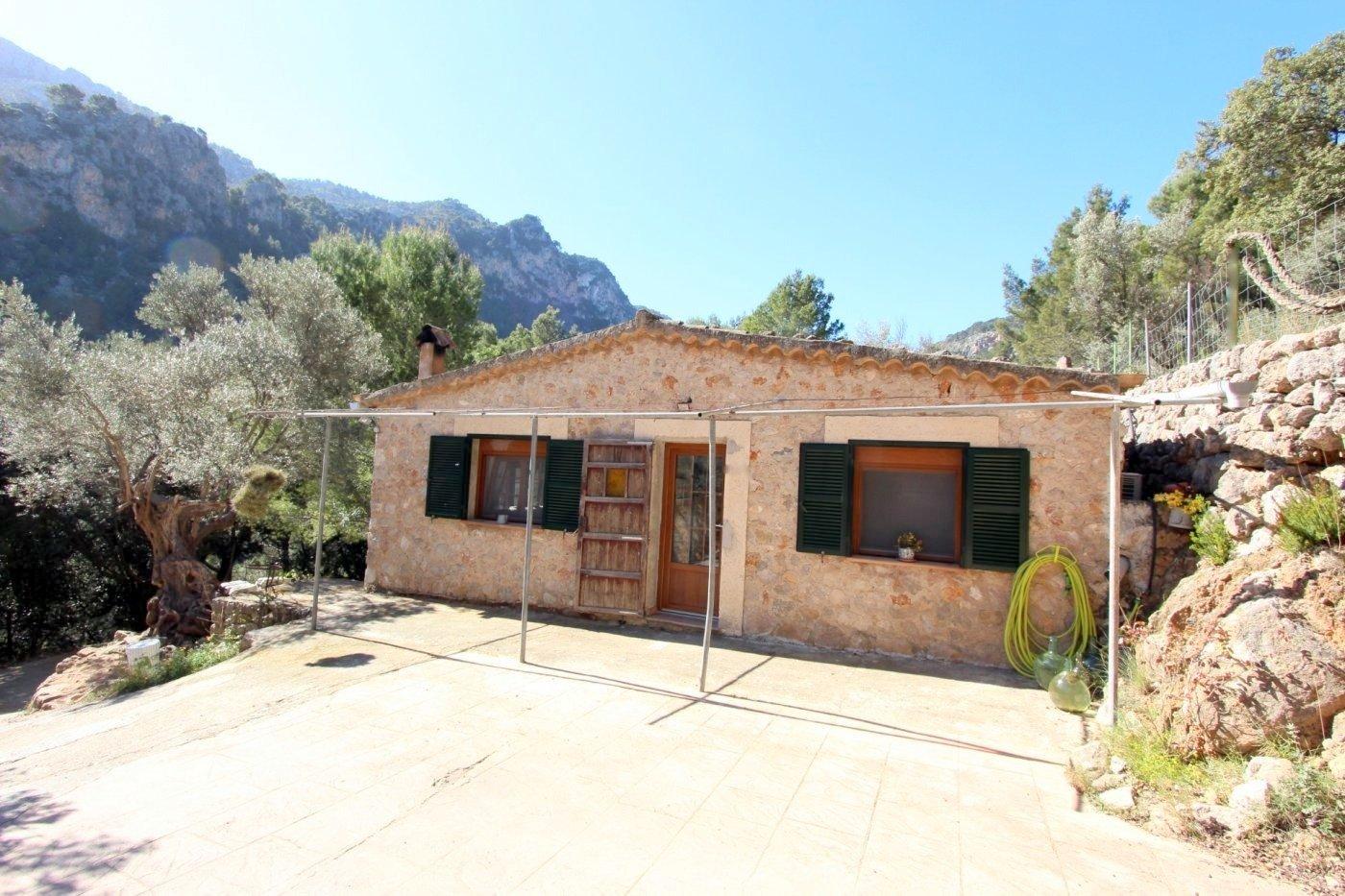 Casa rústica en venta en Sóller