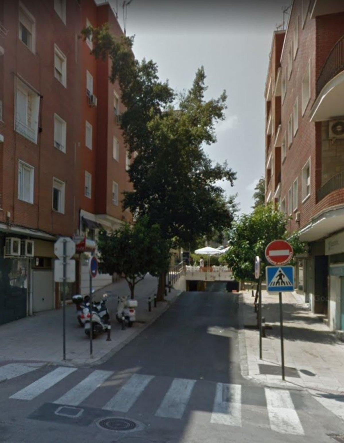Plaza de parking en venta en Algeciras