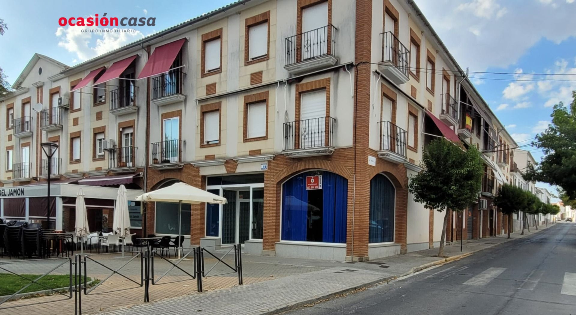 local-comercial en pozoblanco · cuartel-guardia-civil 740€