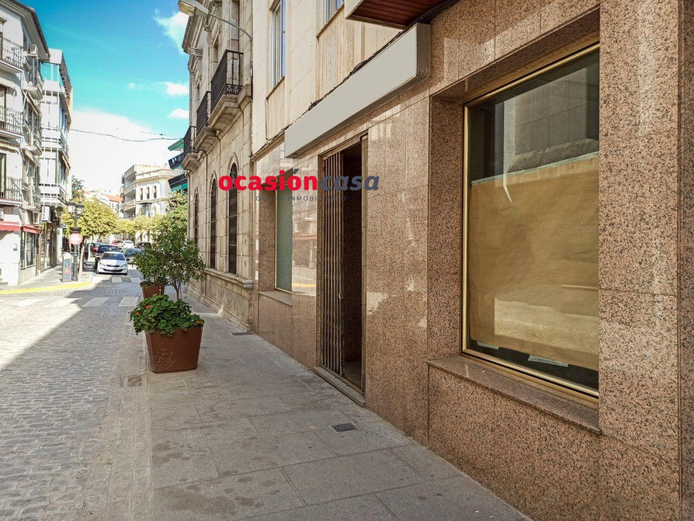 local-comercial en pozoblanco · centro 950€