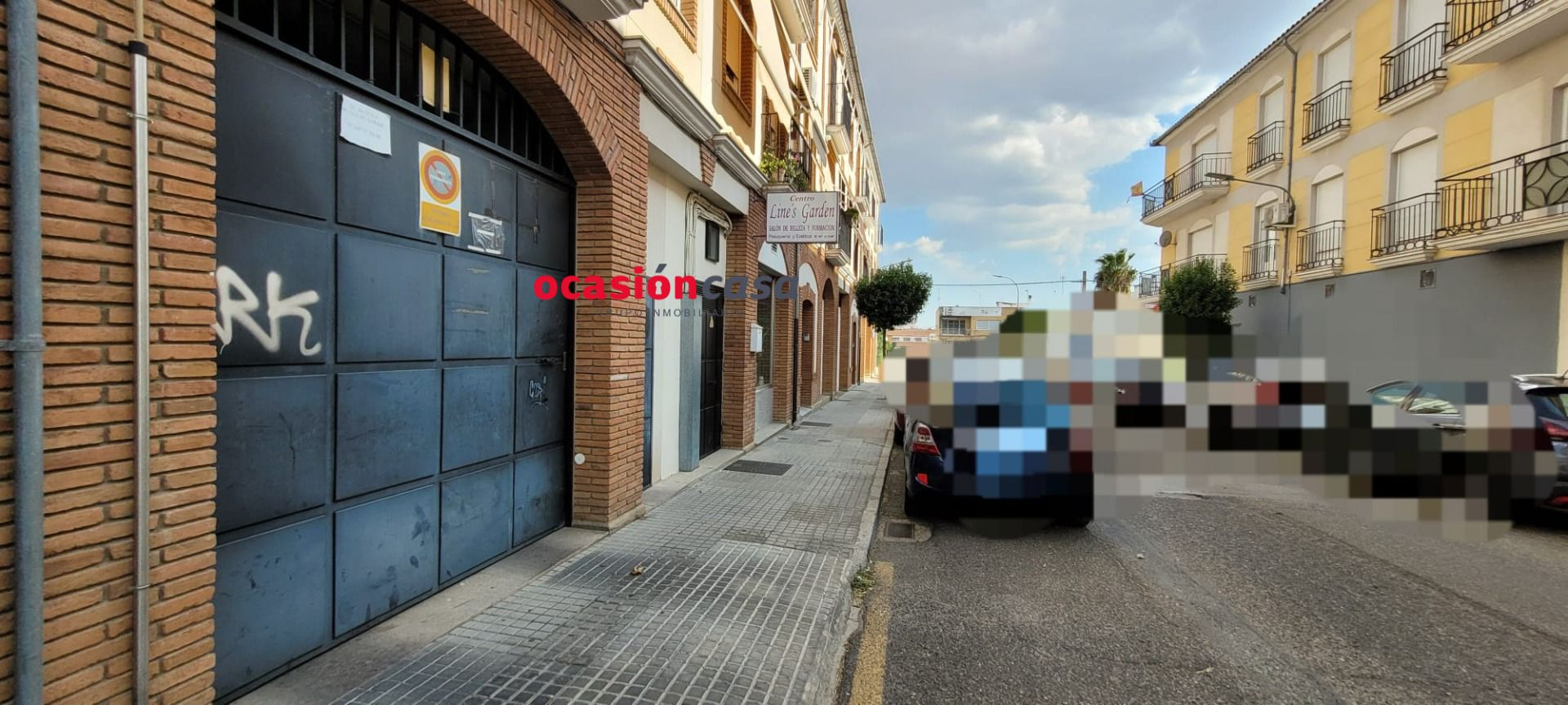 garaje en pozoblanco · cuartel-guardia-civil 40€