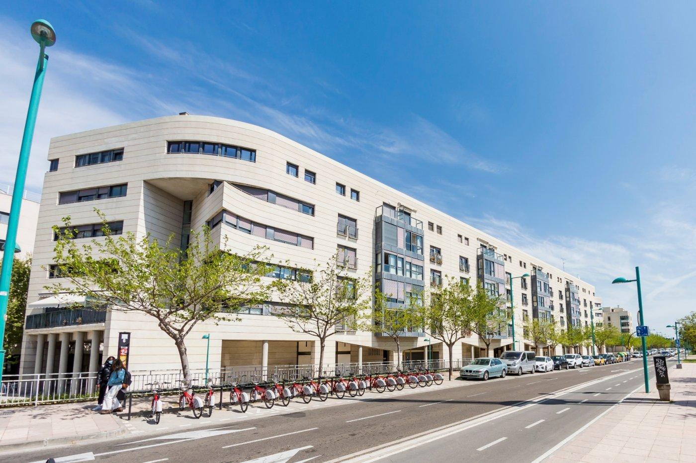 piso en zaragoza · barrio-jesus 600€
