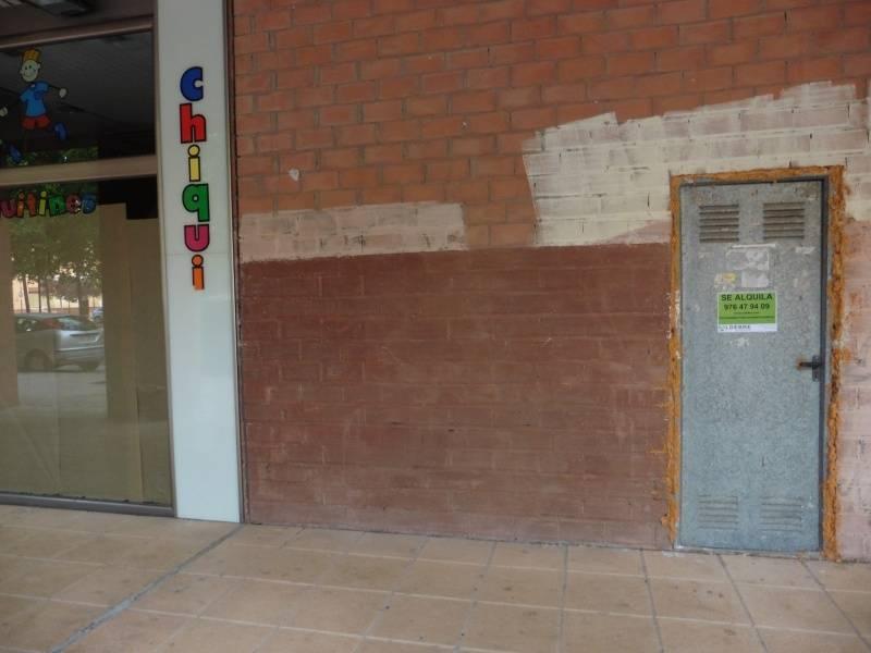 Local Comercial · Zaragoza · Arrabal 50€ MES€