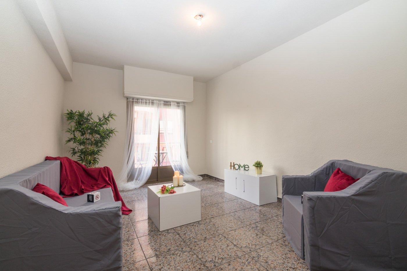 piso en elche · plaza-crevillente 58500€