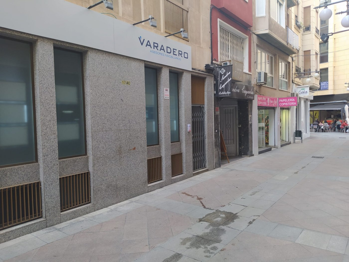 local-comercial en elche · centro 175€