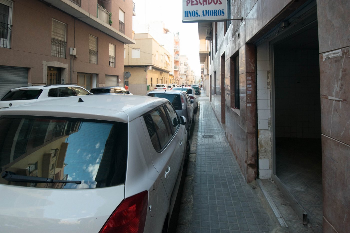 local-comercial en elche · raval---puertas-coloradas 300€