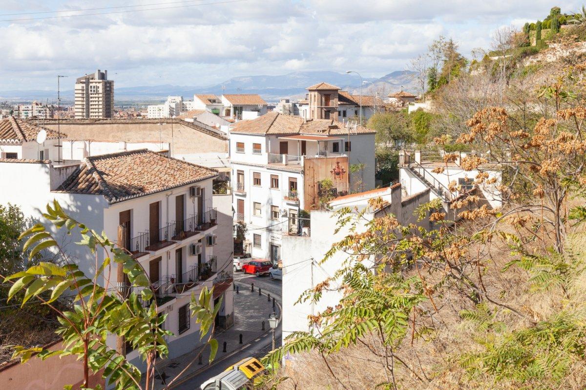 edificio en granada · albaycin 1000000€
