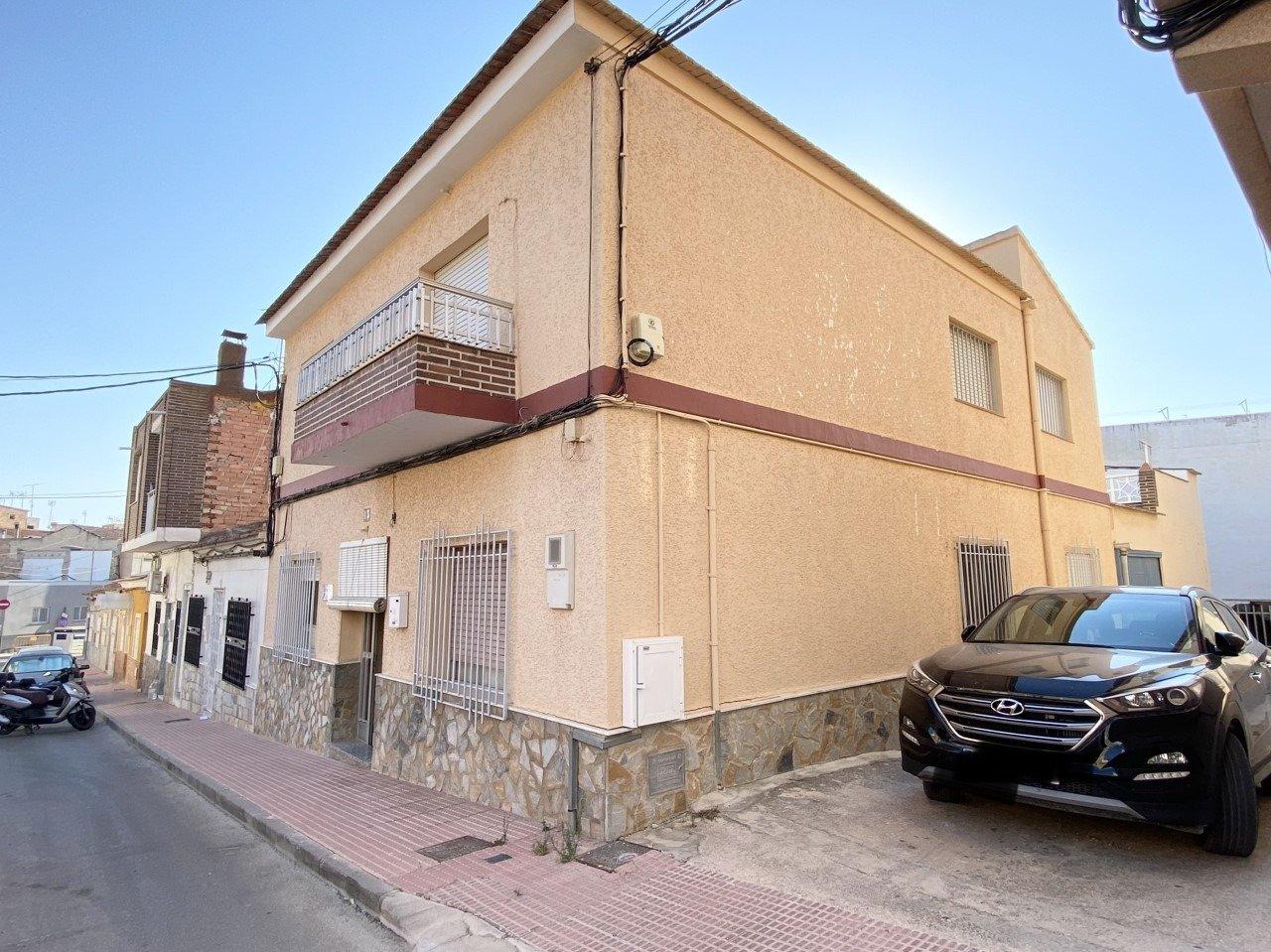 casa en molina-de-segura · el-carmen 130000€