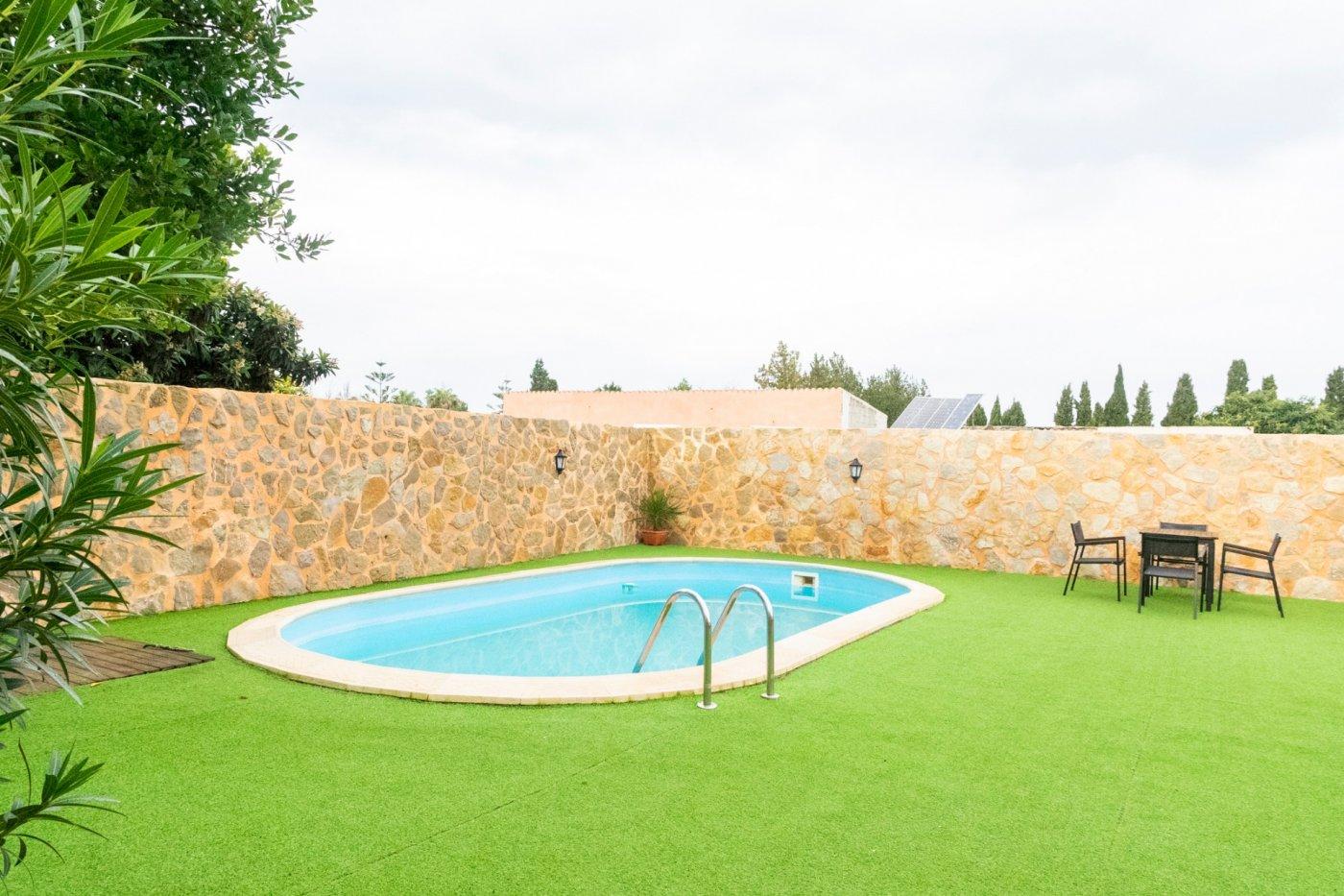Chalet unifamiliar en manacor. espectacular vivienda independiente con piscina y mucha tra - imagenInmueble10