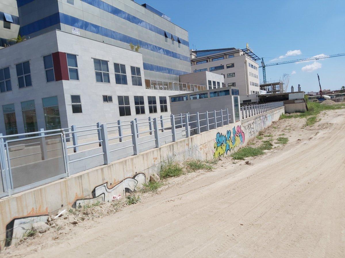 Suelo urbano ciudad de la justicia - imagenInmueble5