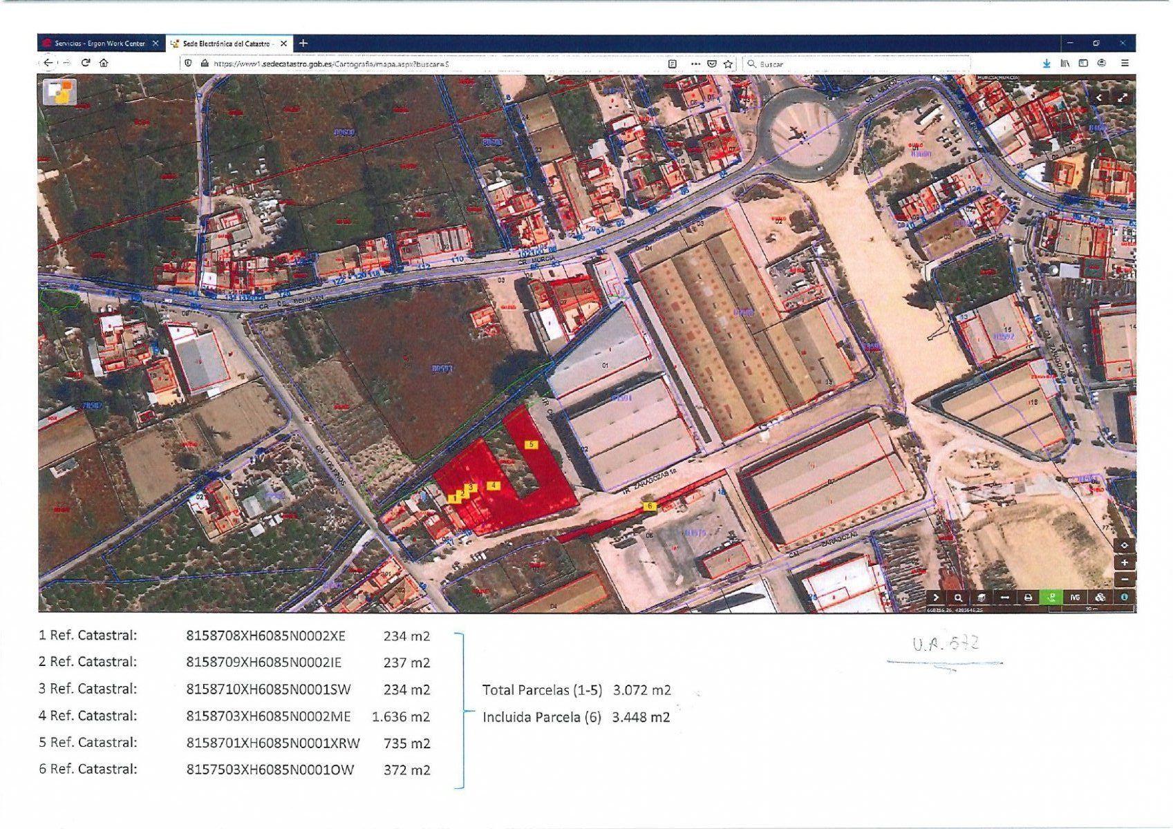 Suelo urbano directo de uso industrial en beniaján - imagenInmueble0