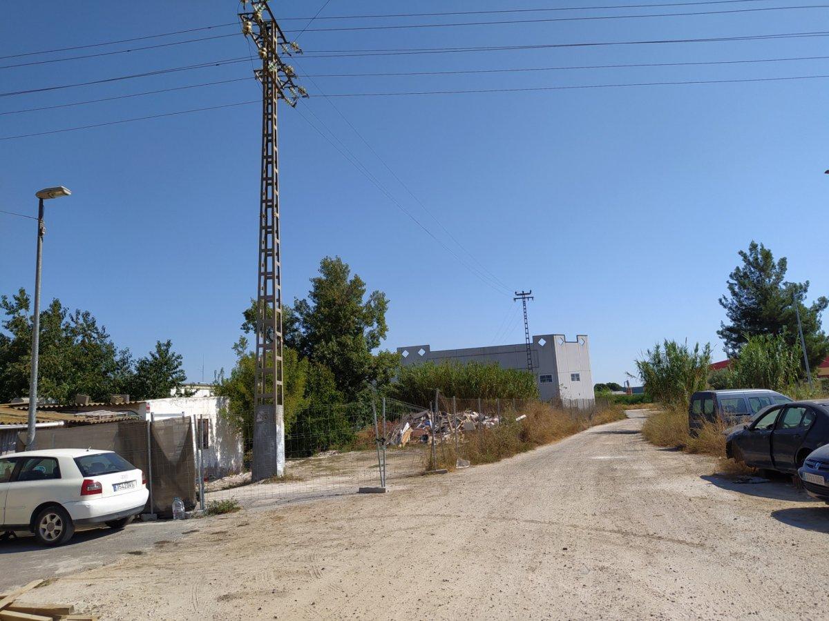 Suelo urbano directo de uso industrial en beniaján - imagenInmueble10