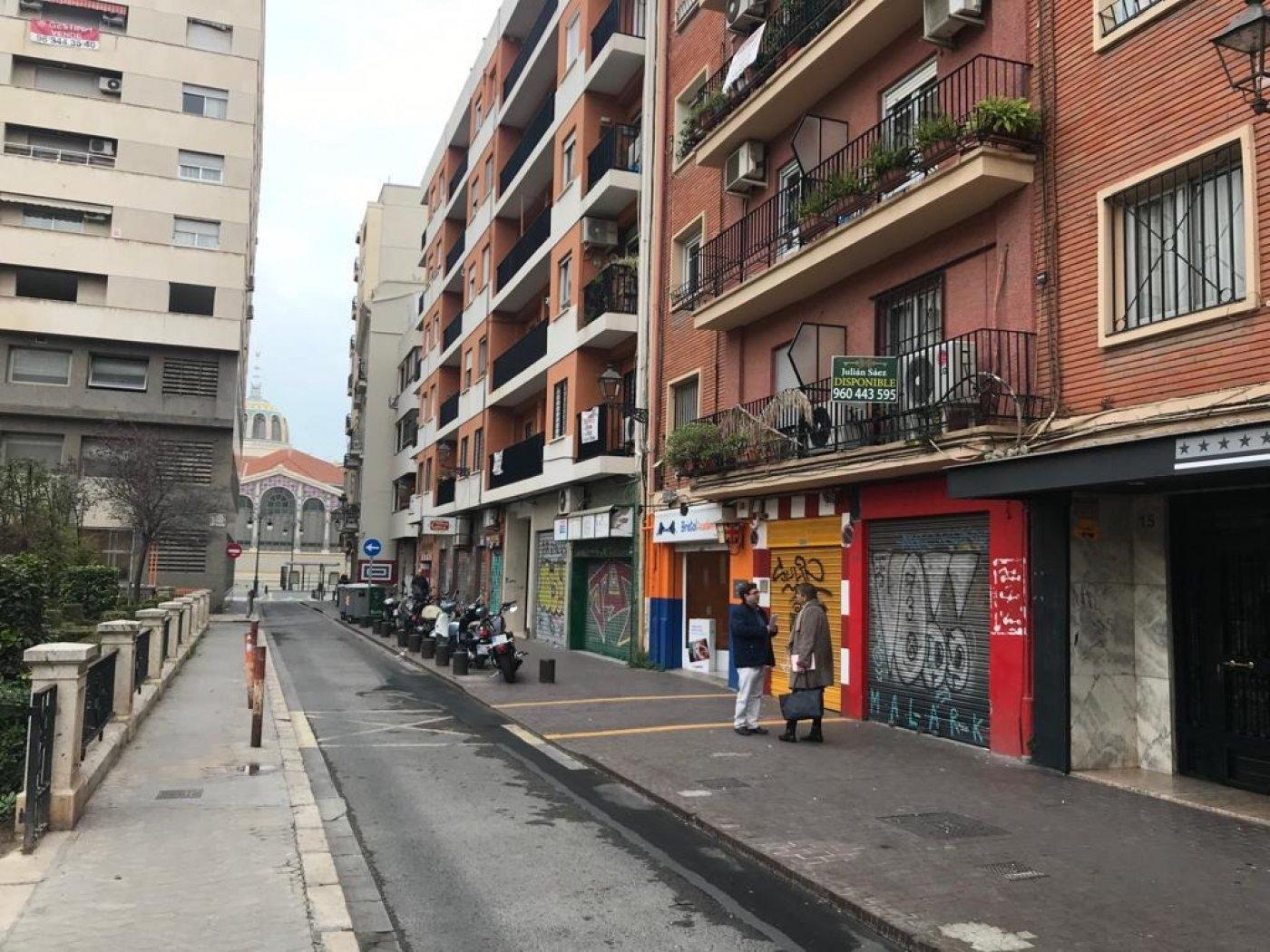 local-comercial en valencia · el-mercat 600€