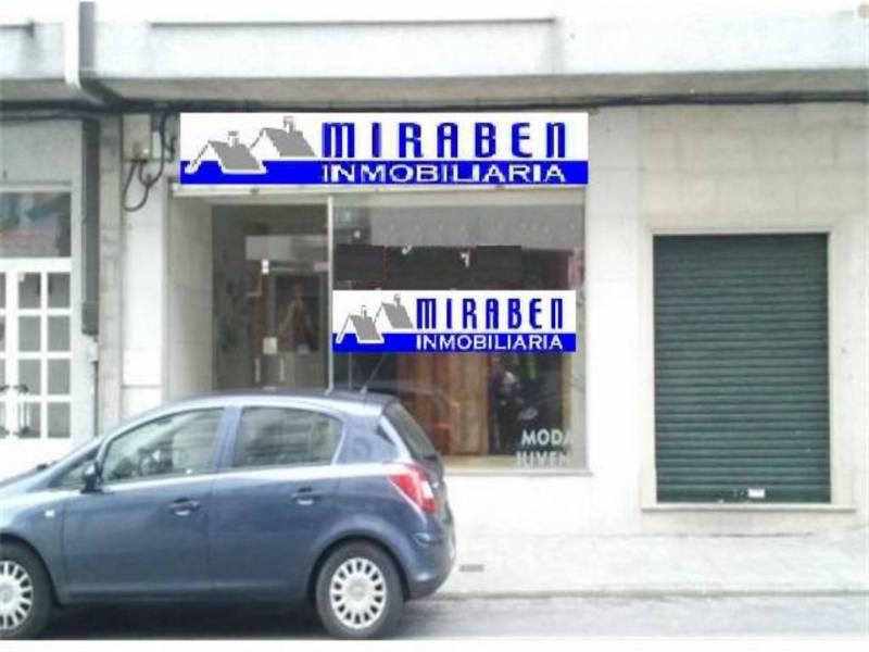 Premises for rent in Avd. compostela, Boiro