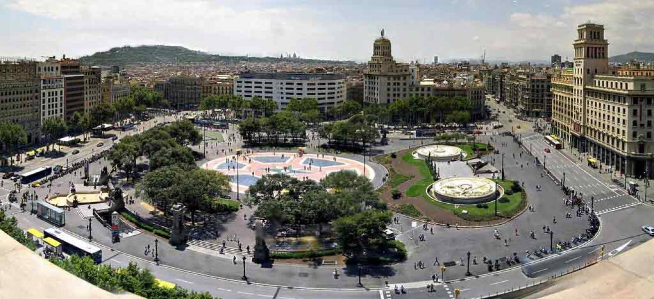 hotels venta in barcelona city eixample