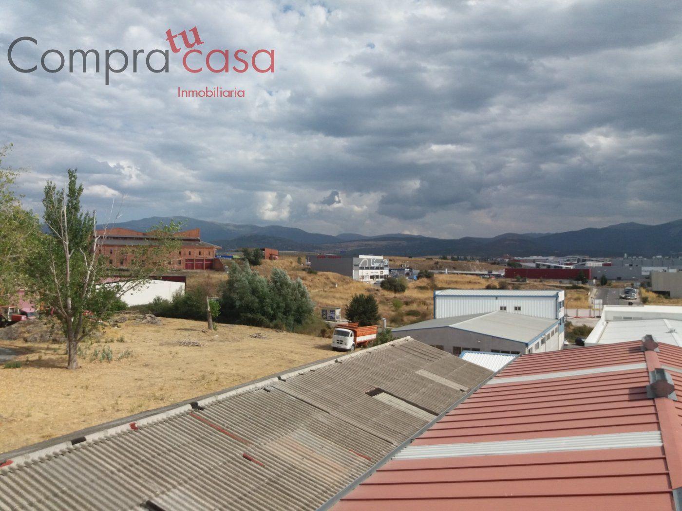 Nave en alquiler en Poligono  el cerro, Segovia