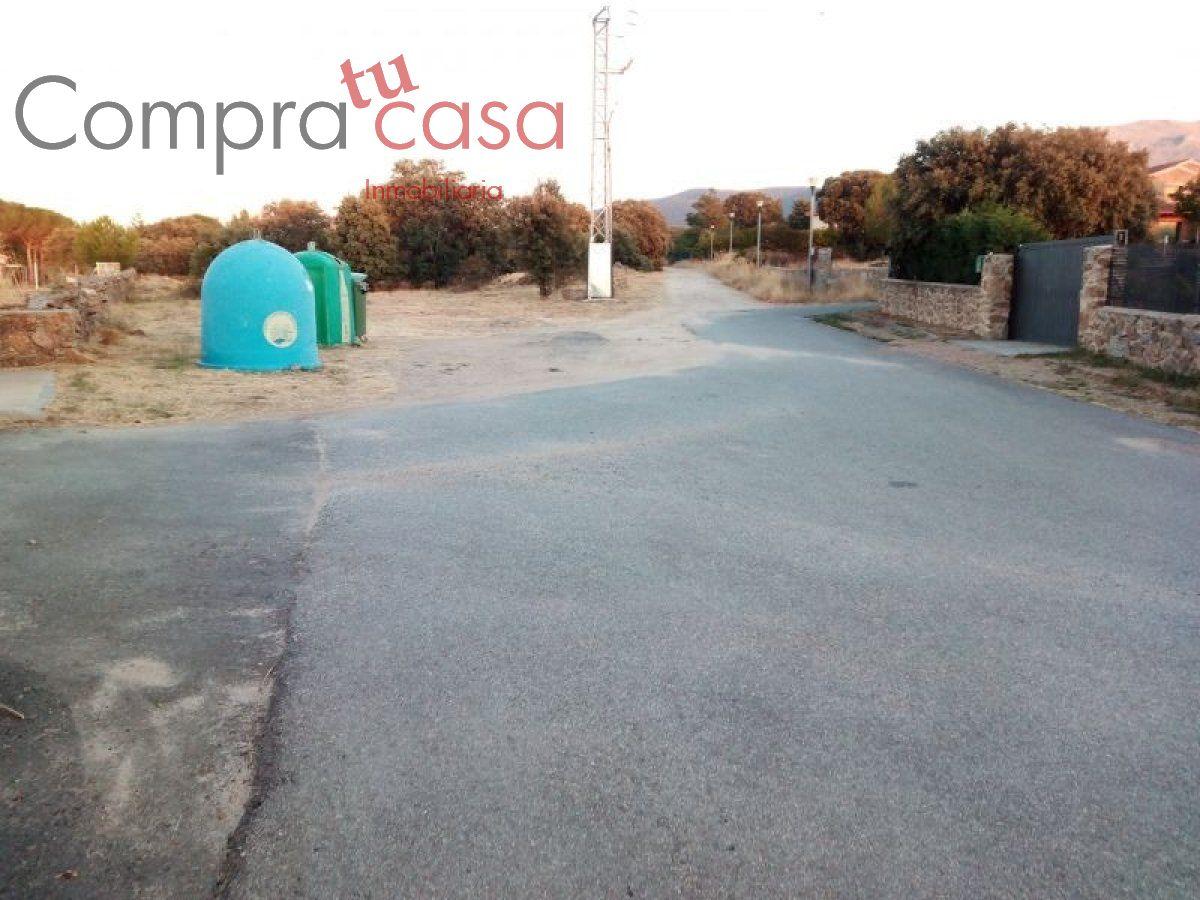Parcela urbana en venta en Navas de Riofrío