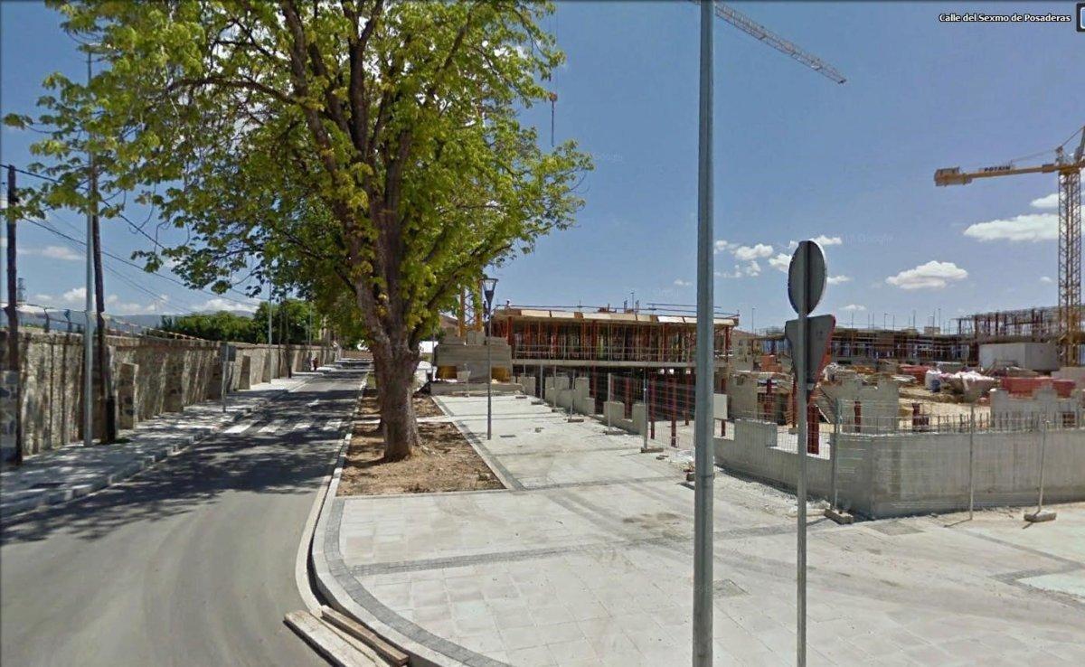 Parcela urbana en venta en Segovia