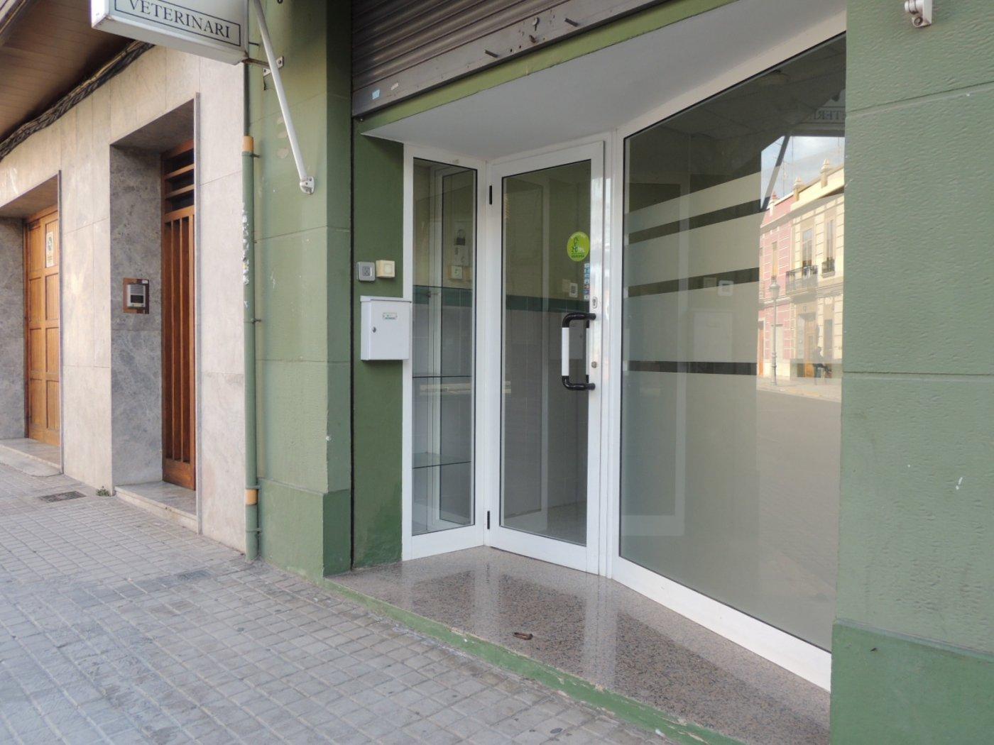 Alquilar de Local comercial en Moncada