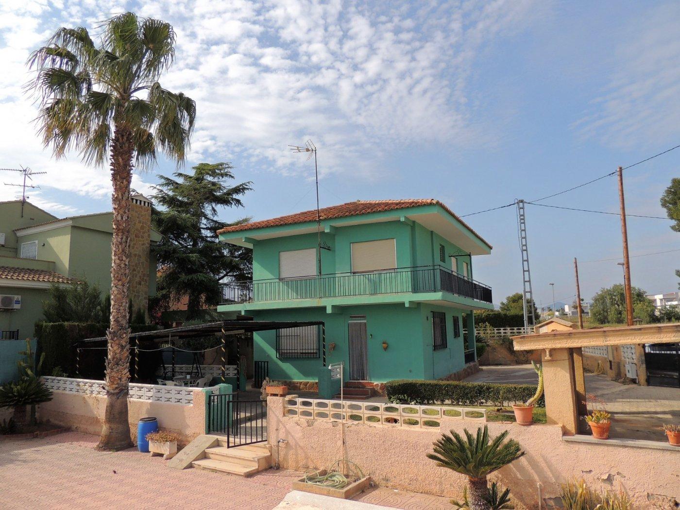 Vendido de Chalet en Moncada