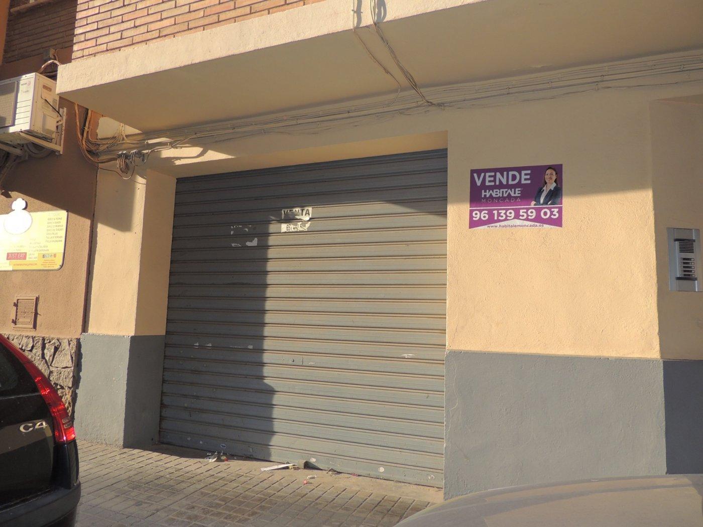 Venta de Local comercial en Moncada