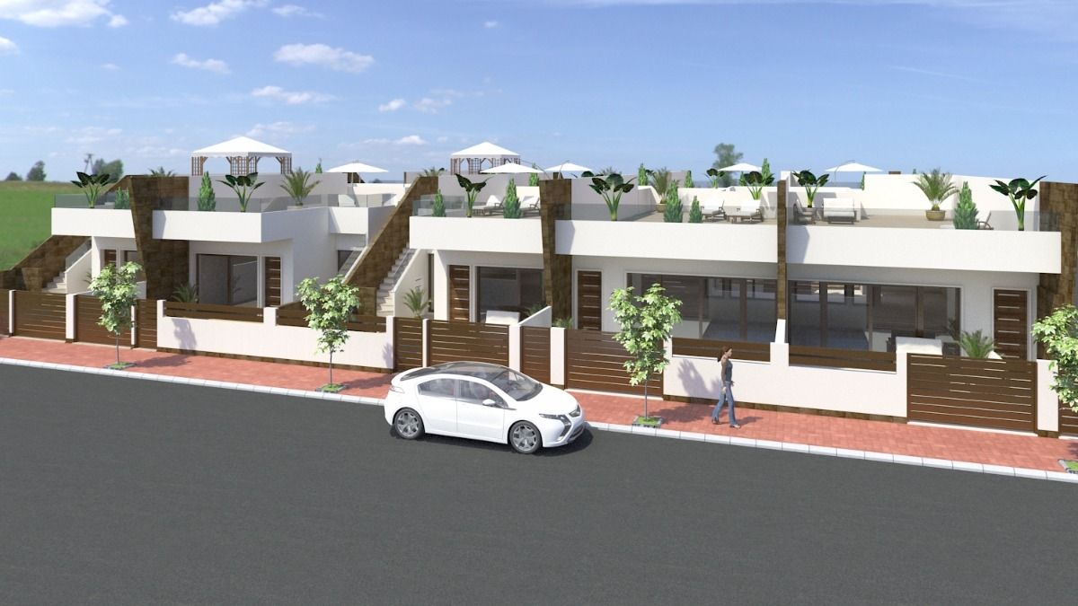 Townhouse for sale in Lo Pagán, San Pedro del Pinatar