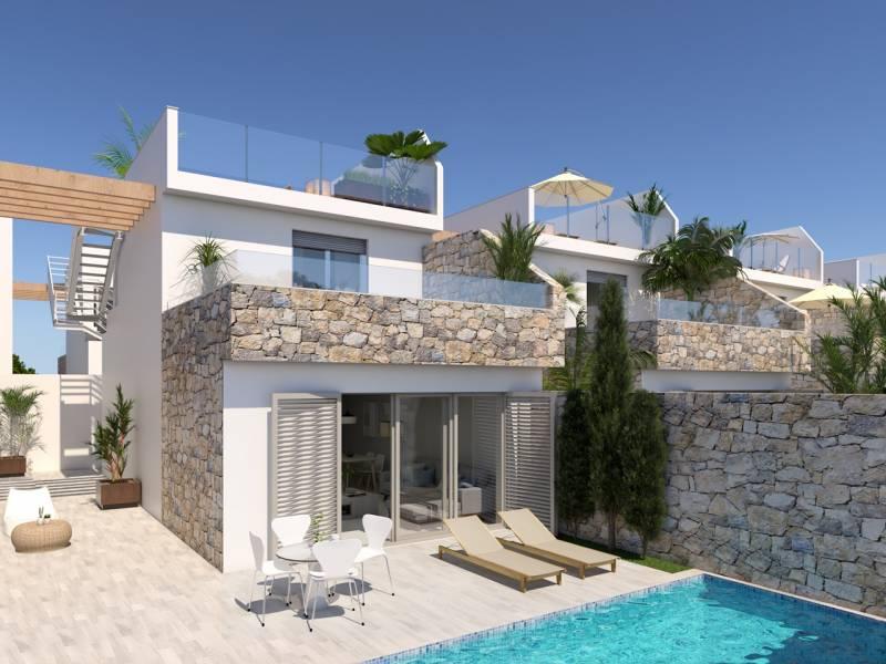 Villa for sale in Playa del Espejo, Los Alcazares