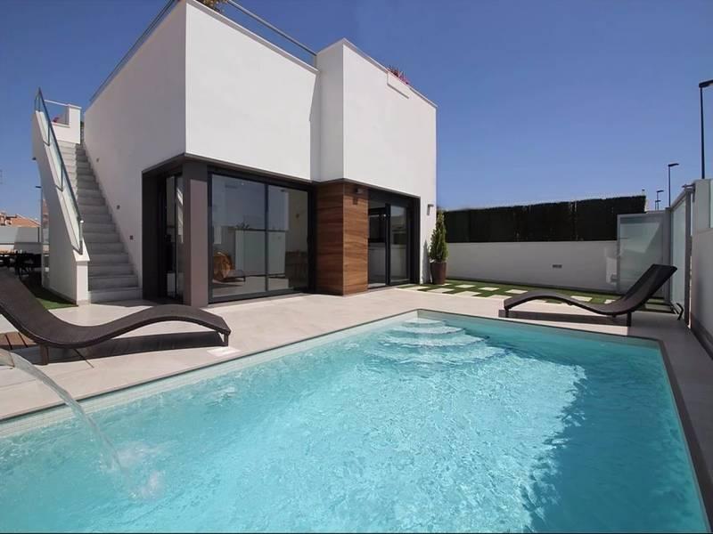 Villa for sale in Roda Golf, San Javier