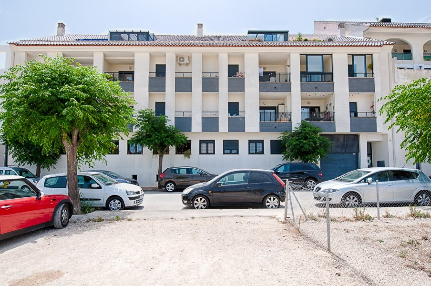 apartamento en benissa · pueblo 194000€