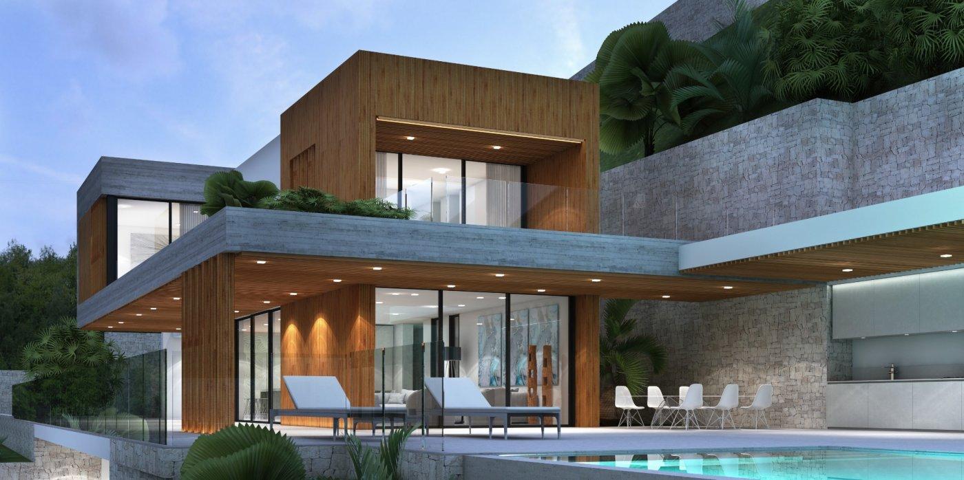 villa en benissa · raco-de-galeno 1490000€