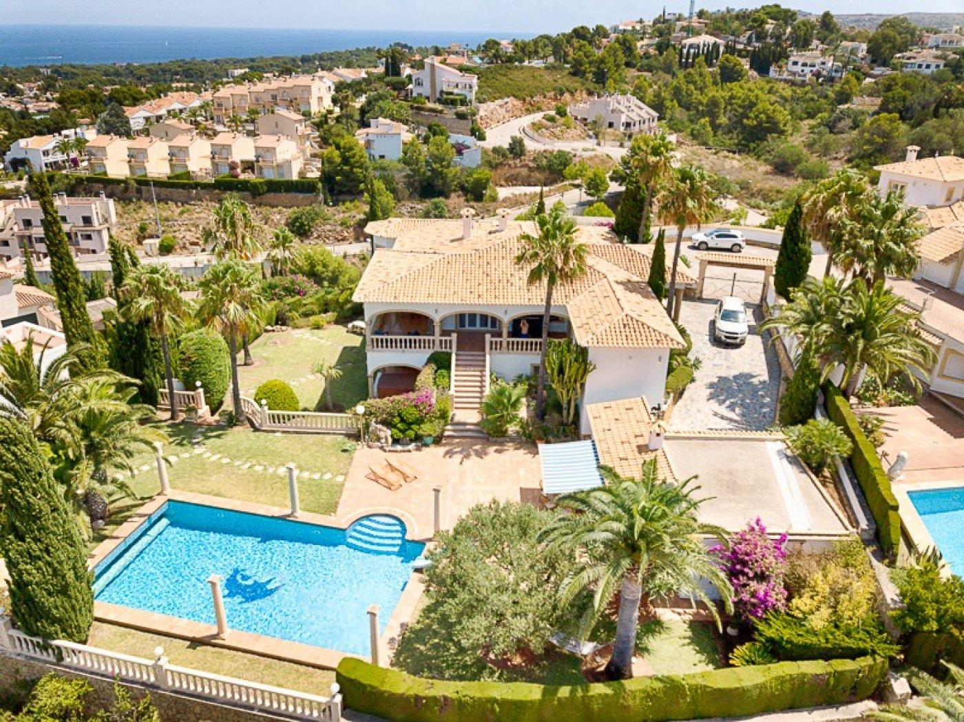villa en denia · santa-lucia 1250000€