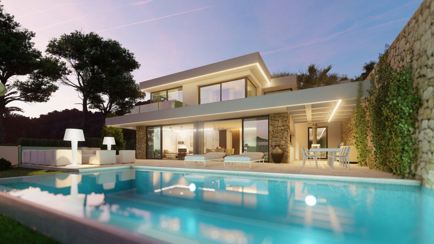 villa en moraira · benimeit 980000€