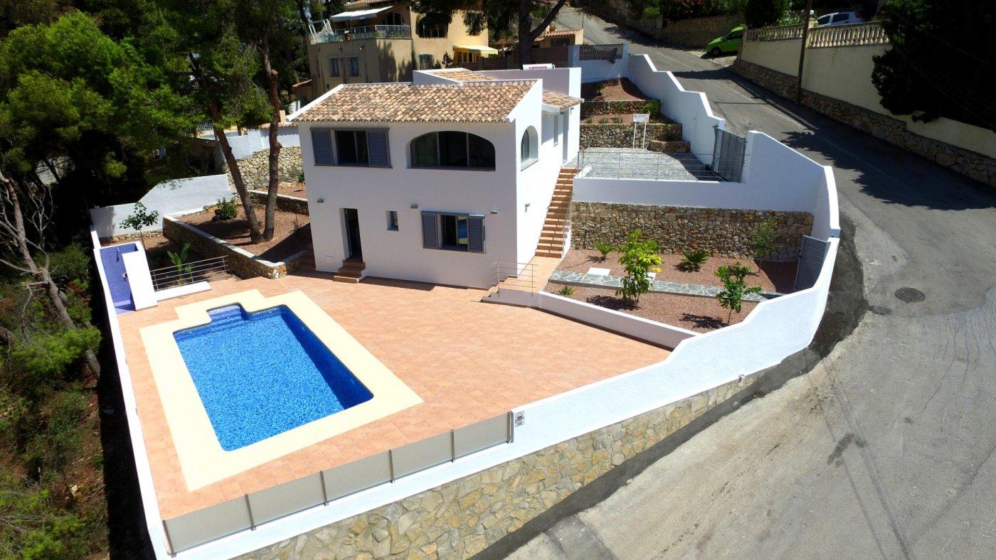villa en moraira · moraira 485000€