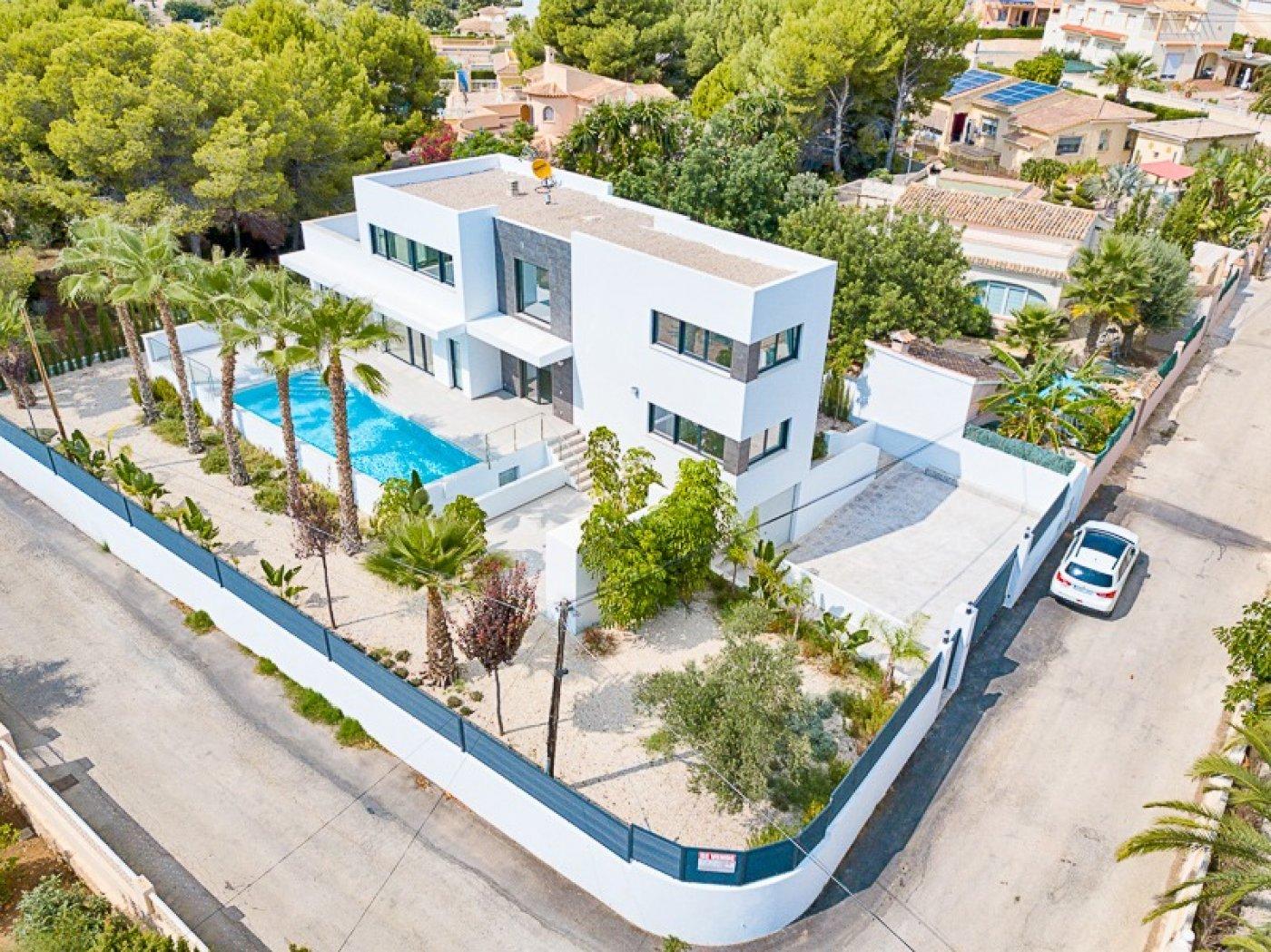 villa en calpe · gran-sol 830000€